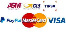 logos transporte y medios de pago